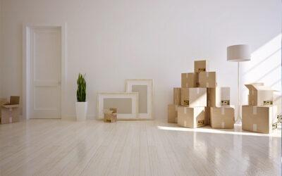 Hvad koster det at flytte?